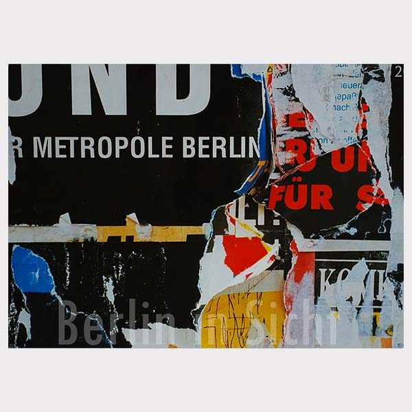 Postkarte Metropole