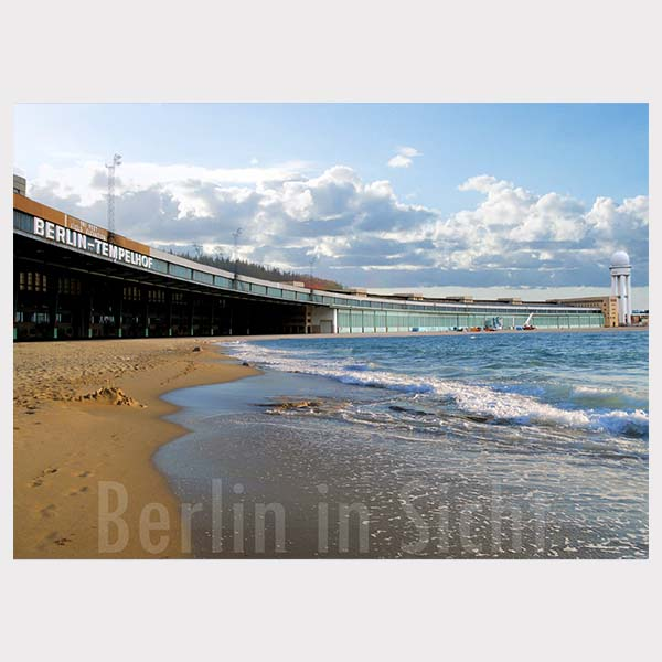 Berlin am Meer - Tempelhofer Strand