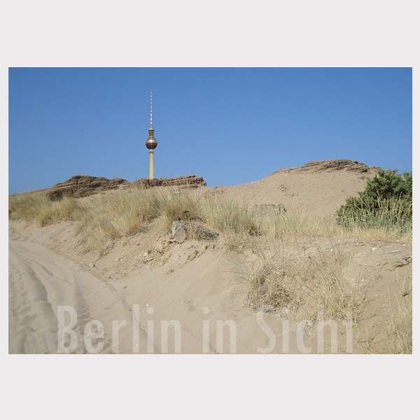 Berlin am Meer Postkarten Berlin in Sicht Onlineshop