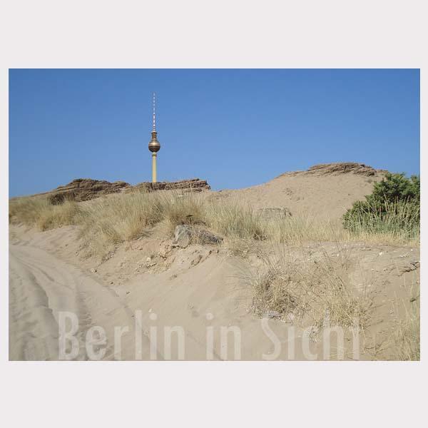 Berlin am Meer Postkarten Berlin in Sicht Onlineshop
