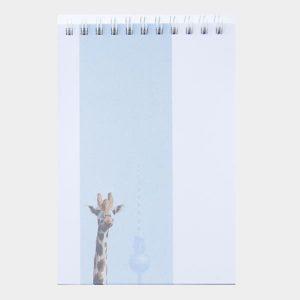 Block Giraffe 2
