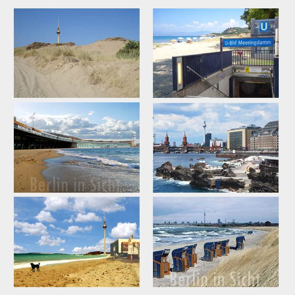 Postkarten Berlin am Meer Berlin in Sicht Onlineshop